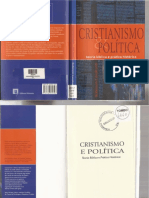 Cristianismo e Politica; Teoria Bíblica e Prática Histórica - Robinson Cavalcanti