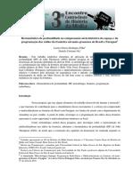 Hermeneutica de Profundidade Na Compreensao Socio-historica Do Espaco e Da Programacao Das Radios Da Fronteira Sul-mato-grossense de Brasil e Paraguai