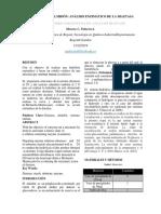 Informe 3. Hidrolisis de ALmidon