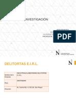 Presentación1- PLANEAMIENTO ESTRATEGICO