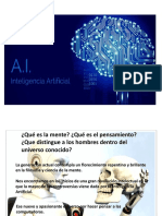 Inteligencia Artificial PPT (Sin Video)