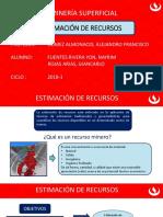 Presentación. Fuentes - Rojas