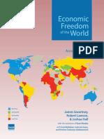 Economic Freedom of the World2014-Fraser Institute
