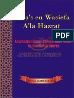 Dua-s en Wasiefa a-la Hazrat
