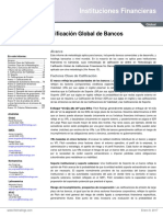 Metodologia de Calificacion Global de Bancos