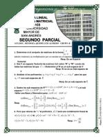 Segundo Parcial Lineal[1]