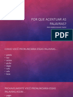 POR QUE ACENTUAR AS PALAVRAS.pdf