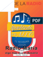 Revista Guía de La Radio No 1051 29 de Abril 2018