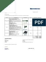 Cotización Security Wireless 1 1