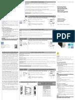 WEG Instrucoes de Instalacao Installation Instructions Instrucciones de Instalacion Rpw Ff Fsf Sf 10000563374 Installation Guide English(1)