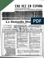 Obra Completa La Comedia Humana Edit. Lorenzana Indice