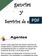 Agencias y Servicios de Envio