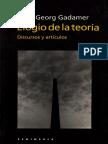 Elogio a la teoría (Gadamer).pdf