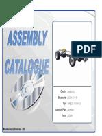 Catalogo de Ensamble MBC-O 1119