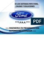Manual de Sistema Pats - Ford
