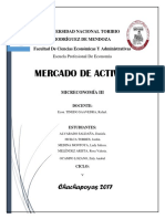 Los Mercados de Activos-1