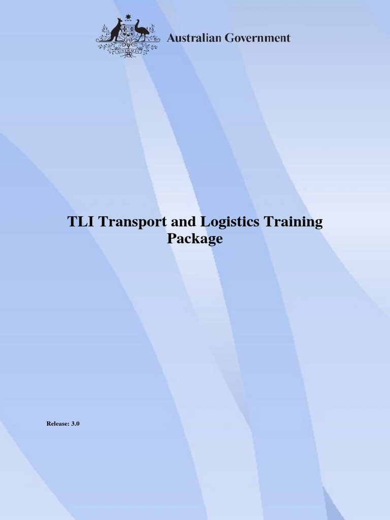 tli r3 0 pdf loader equipment rail transport