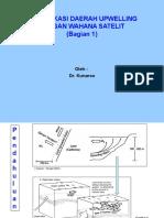 Kuliah Metos 1. Identifikasi Daerah Upwelling
