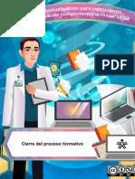 Material Cierre Del Proceso Formativo