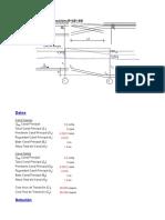 Toma Carpintero Diseño Estructural Alcantarilla Carpintero Seccion Rectangular