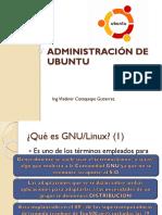 Administracion Ubuntu 2016