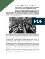 Material - Sistema de Producción Trabajo 2