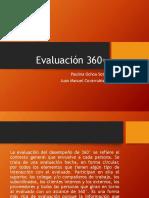 evaluacion 360  exposicion