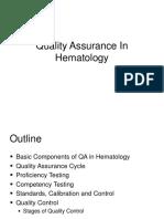 Hema II Chapter11_ QA in Hematology