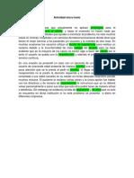 Actividad Micro Texto