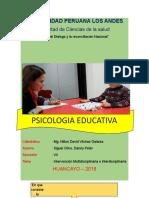 Tarea 02 - Interdisciplinaria y Multidisciplinaria