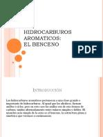 hidrocarburos aromaticos BENCENO