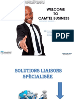 Catalogue Camtel Business Juillet 2017