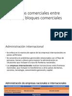 1.2.5. Alianzas Comerciales Entre Países y Bloques Económicos