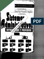 Sistemas Administrativos Estructuras y Procesos Gomez Fulao J