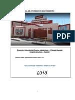 Manual de Operación y Mantenimiento Pizarras Interactivas