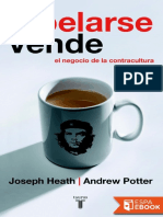 Rebelarse Vende. El Negocio de - Joseph Heath