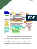 shakespeare sonnet 1 analysis