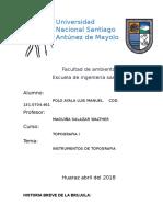 Universidad Nacional Santiago Antúnez de Mayolo