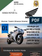358457518 Caso Honda Motors
