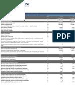 Ratios y Analisis Financiero Gloria
