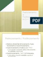 08_Preincremento e PostIncremento in C++