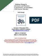Optoelectronics Photonics Principles Practices 2nd Edition Kasap Solutions Manual