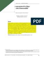 Representación de Las Falacias Contra La Homosexualidad