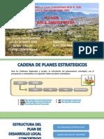 Taller Plan de Desarrollo Local Concertado 2018-2030 Provincia Paucar del Sara Sara, Ayacucho.