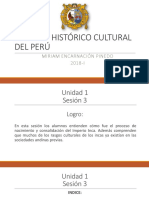 Sesión 3 Proceso Histórico Cultural Del Perú[1]