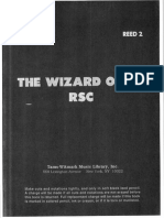 Wizard of Oz Reed 2