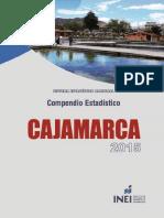 Compendio Departamental Cajamarca 2015