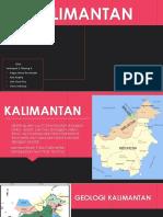 Kalimantan (Geologi)