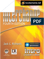 Interchange 4th Edit 0 Student Book