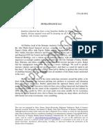 Darden Case Study on Dunia Finance